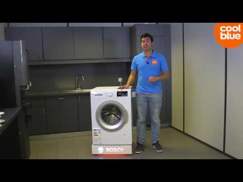 Bosch WAT283E2FG Wasmachine Review