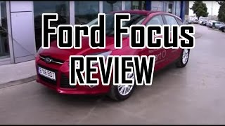REVIEW - Ford Focus 2011 hatchback (www.buhnici.ro)
