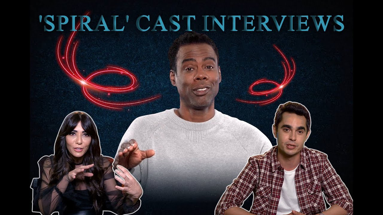 Chris Rock and a Game Cast Can't Quite Save Spiral: From the ...