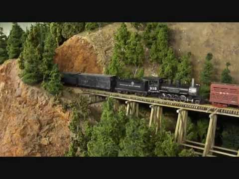 Rio Grande Southern: Stock Train