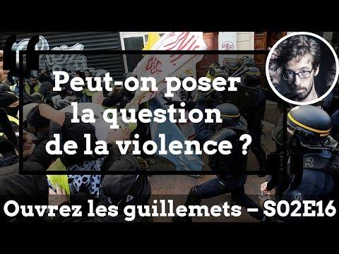 Usul: Peut-on Poser La Question De La Violence ?