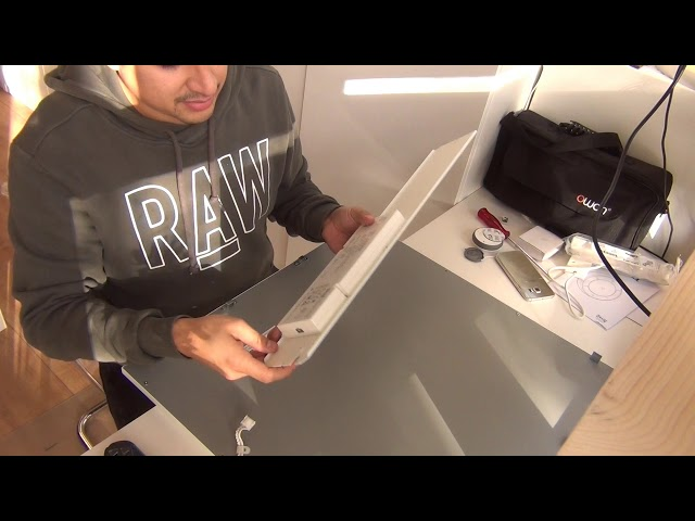 Ikea Smart LED FLOALT 60x60cm square LED panel Part 1