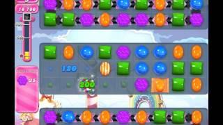 Candy Crush Saga Level 883 (No booster, 3 Stars)
