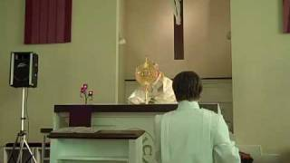Eucharistic Adoration w/Marty Rotella  12 - Benediction + Reposition