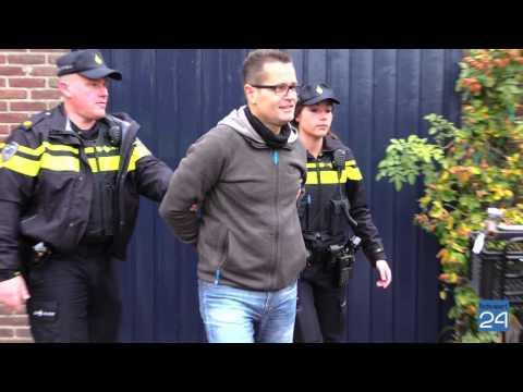 Politie oefeningen 13 oktober 2015 in Nederweert