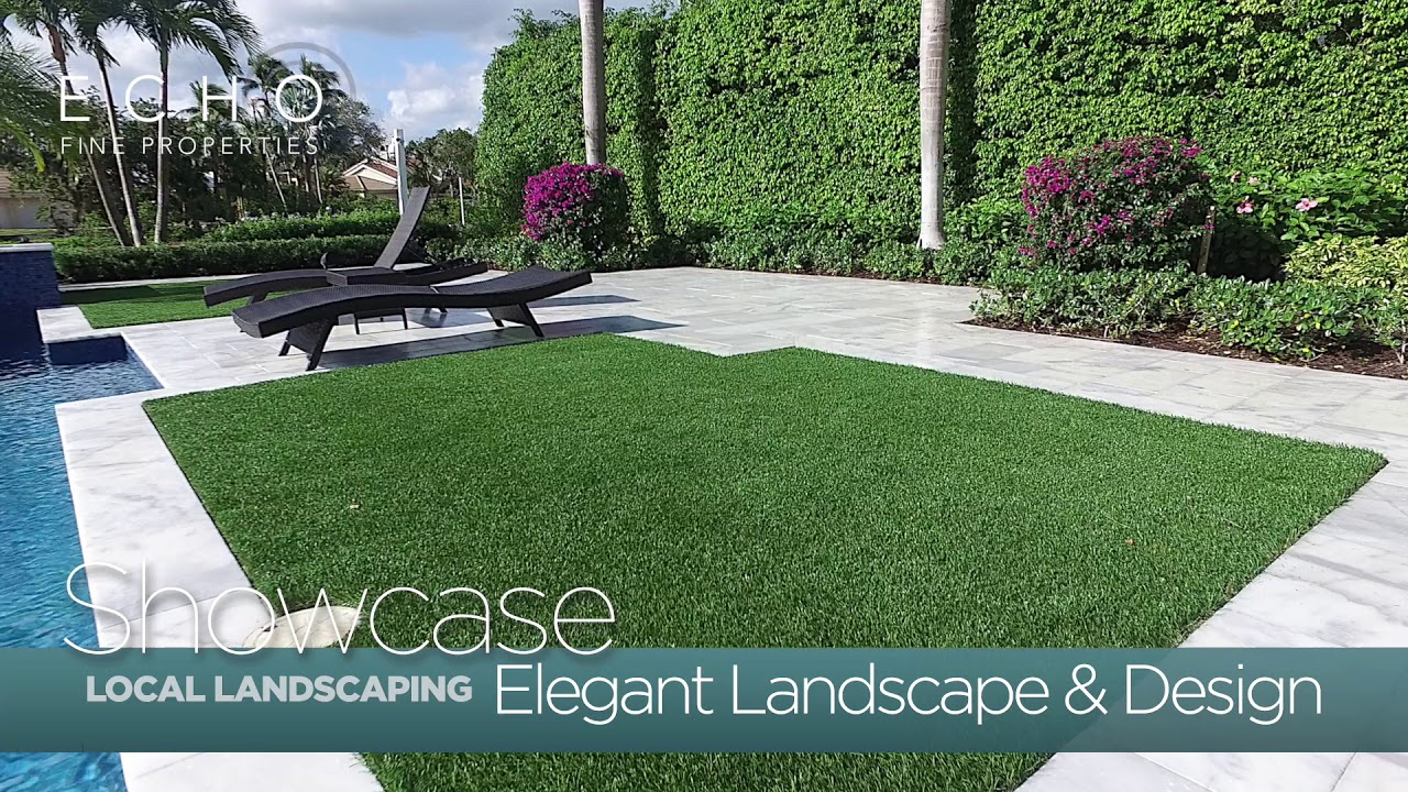 Best Landscapers In South Florida Elegant Landscape Design