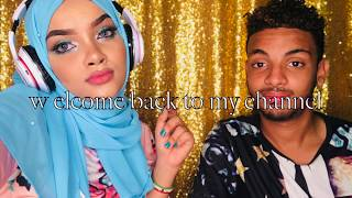 Somali challenge funny song me and my brother daadir ahmedey by Maryan ahmedey