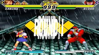 Capcom vs SNK 2 EO - Boss Battle 【TAS】