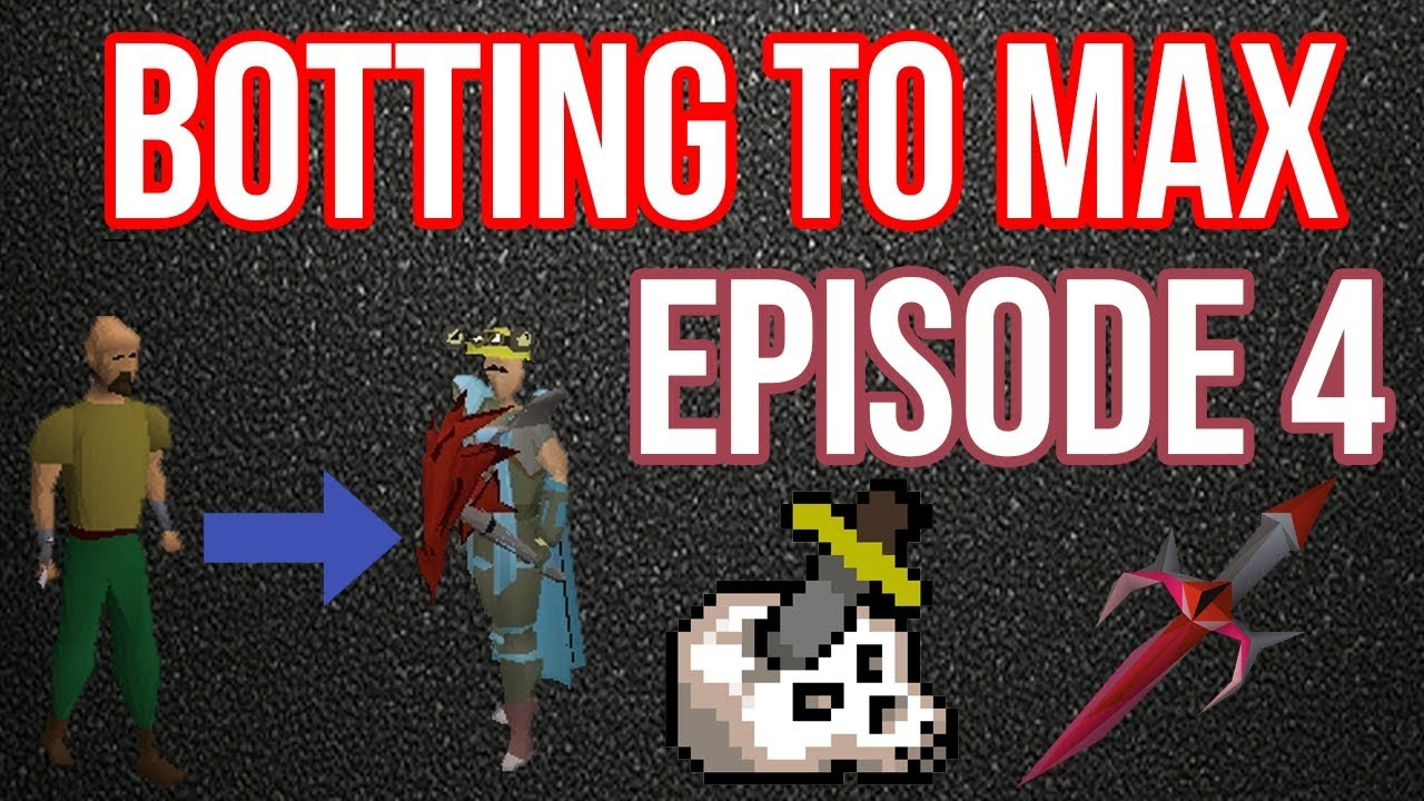 [OSRS] Botting To Max Stats (Episode 4) by Eduardino