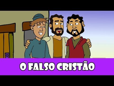 O falso cristão - Episódio 4