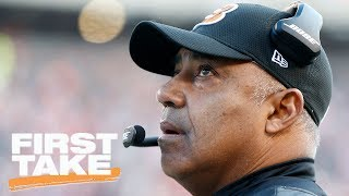 Stephen A. Rants On Marvin Lewis