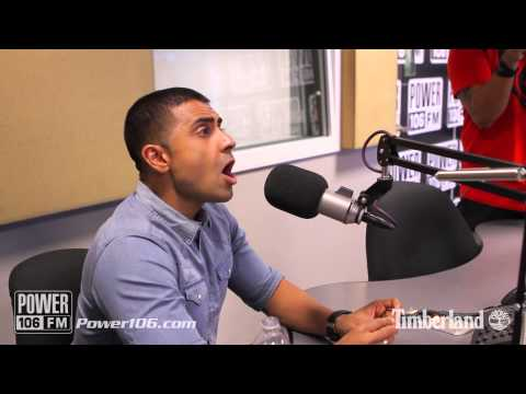 Jay Sean on his creative process