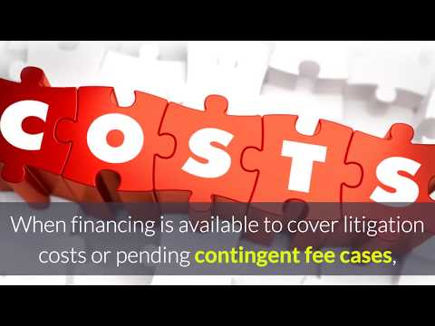 Using Legal Funding for Law Firm Financial Management