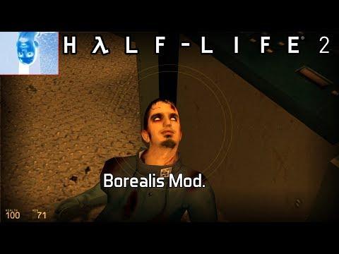 Half-Life 2 Beta - Borealis (HL2 Beta Mod Playthrough)