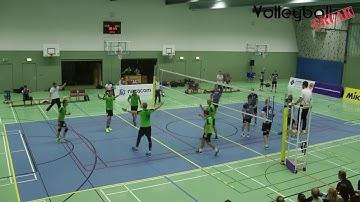 Volleyball 3. Liga Herren 2017/18: TVA Hürth Herren 2 vs. SVG Lüneburg