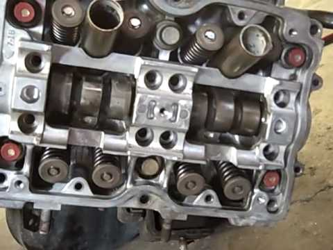 Subaru Head gasket installation instructions - YouTube