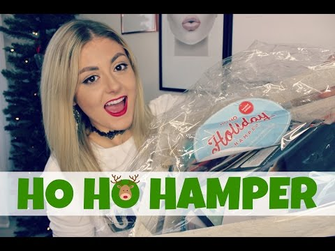 🎄 HoHo Hamper | 2016 🎄 #SNSHamper