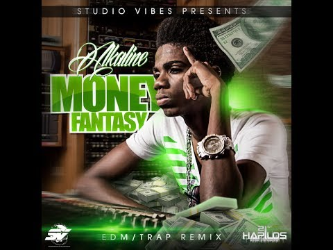 Alkaline - Money Fantasy (EDM Remix) April 2014