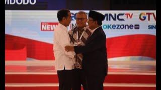 Prabowo: Ratusan Ribu Hektar Tanah Saya Benar, tapi Itu... (Debat Capres kedua Bag 6)