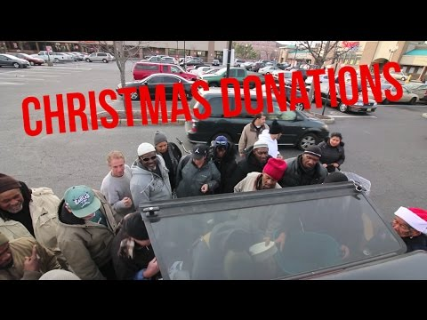 Christmas Donations Atlantic City | Food & Clothing