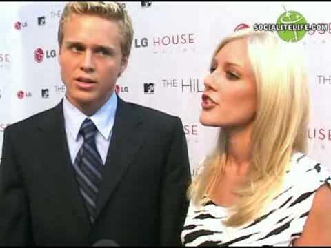 Heidi Montag & Spencer Pratt Red Carpet Interview