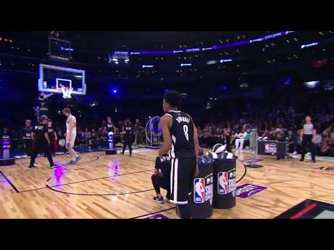 Spencer Dinwiddie'nin kazandığı NBA All-Star Yetenek Yarışması