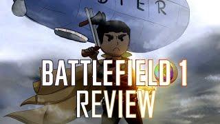 Battlefield 1 Singleplayer Review (german)