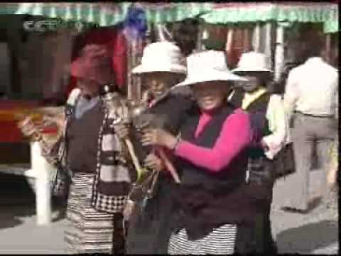 TIBET TOURISM ROSE IN JANUARY AND FEBRUARY