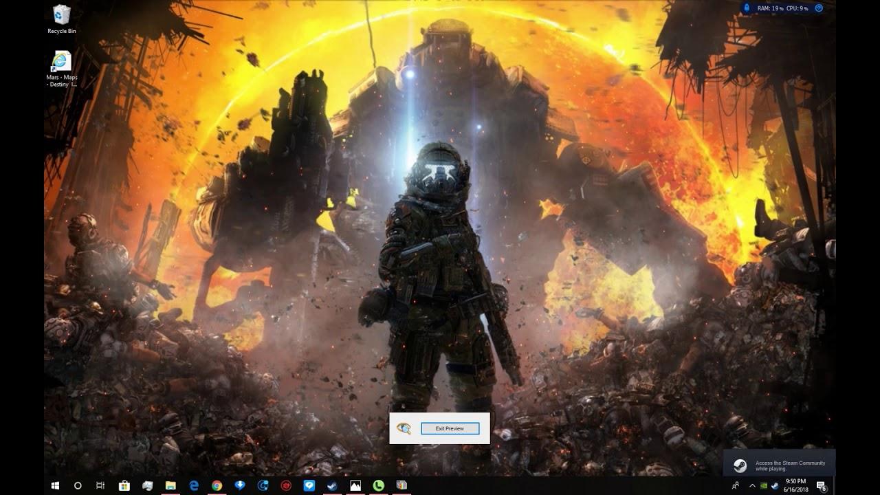 Titanfall 2 Live Wallpaper Master