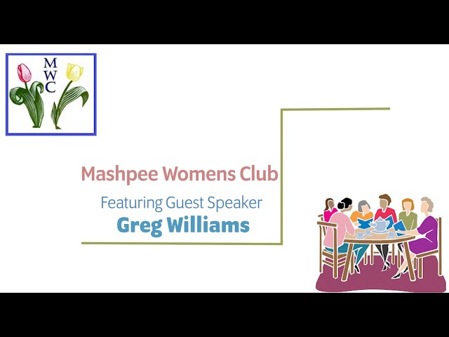 MWC September 2020 featuring guest speaker Greg Williams