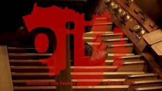Poulenc - Concerto pour orgue, cordes et timbales - OJIF - Thomas Ospital, David Molard Soriano