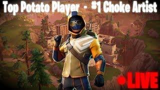New Skins, New Gun - Top Potato Player - #1 Choke Artist  Family Friendly (Xbox One)