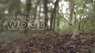 3D Printing in Wood