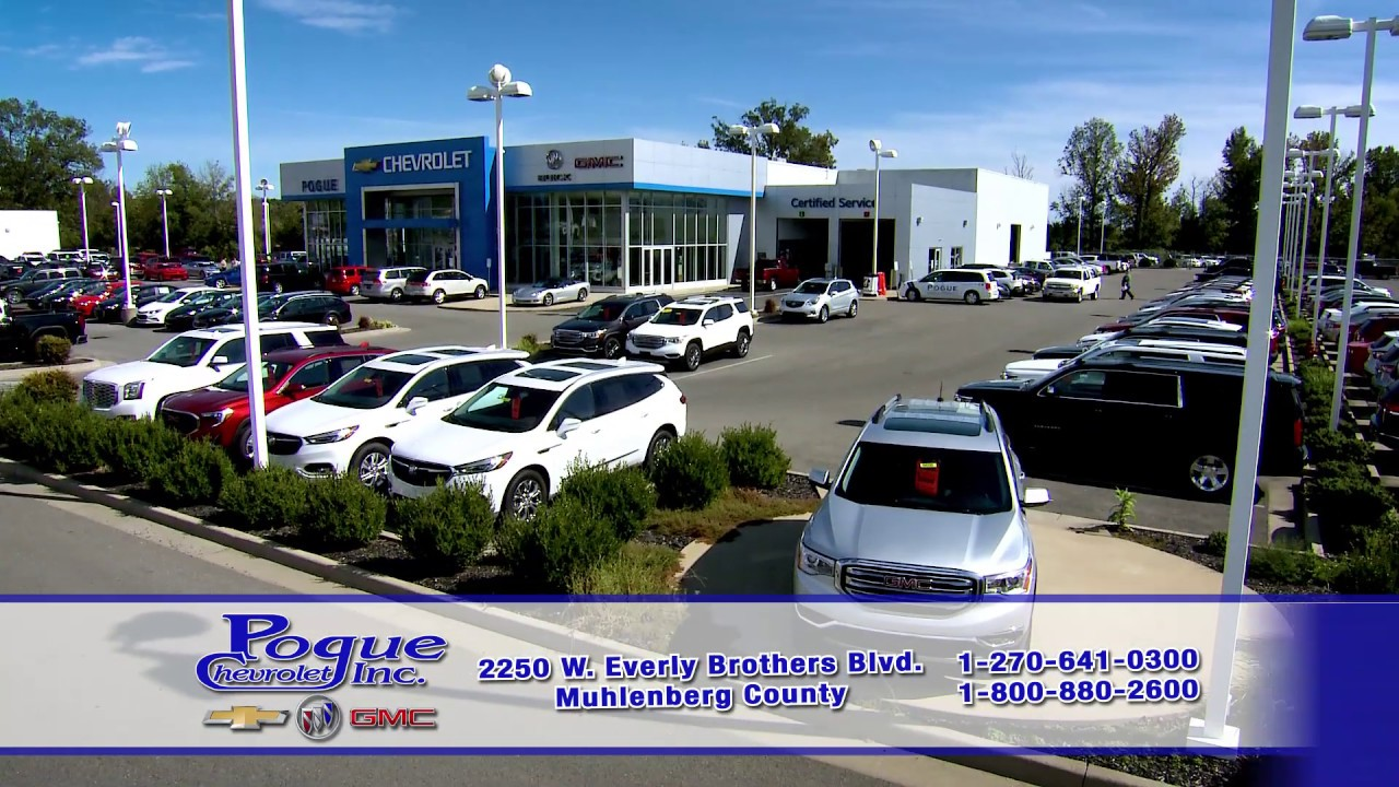Pogue Chevrolet - June 9 TV Commercial feat. Buick ... | pogue chevrolet