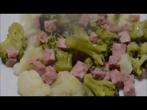 recette-cookeo-:-duos-fleurette-aux-dés-de-jambon