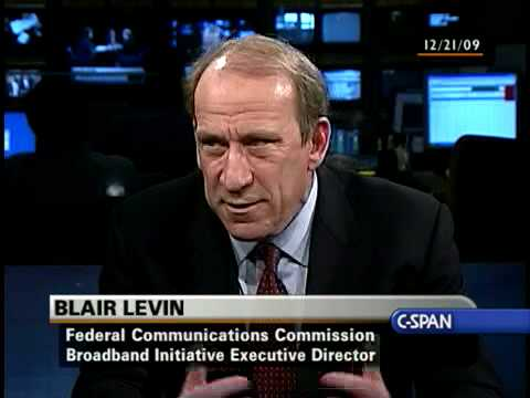 The Communicators: FCC Broadband Initiative