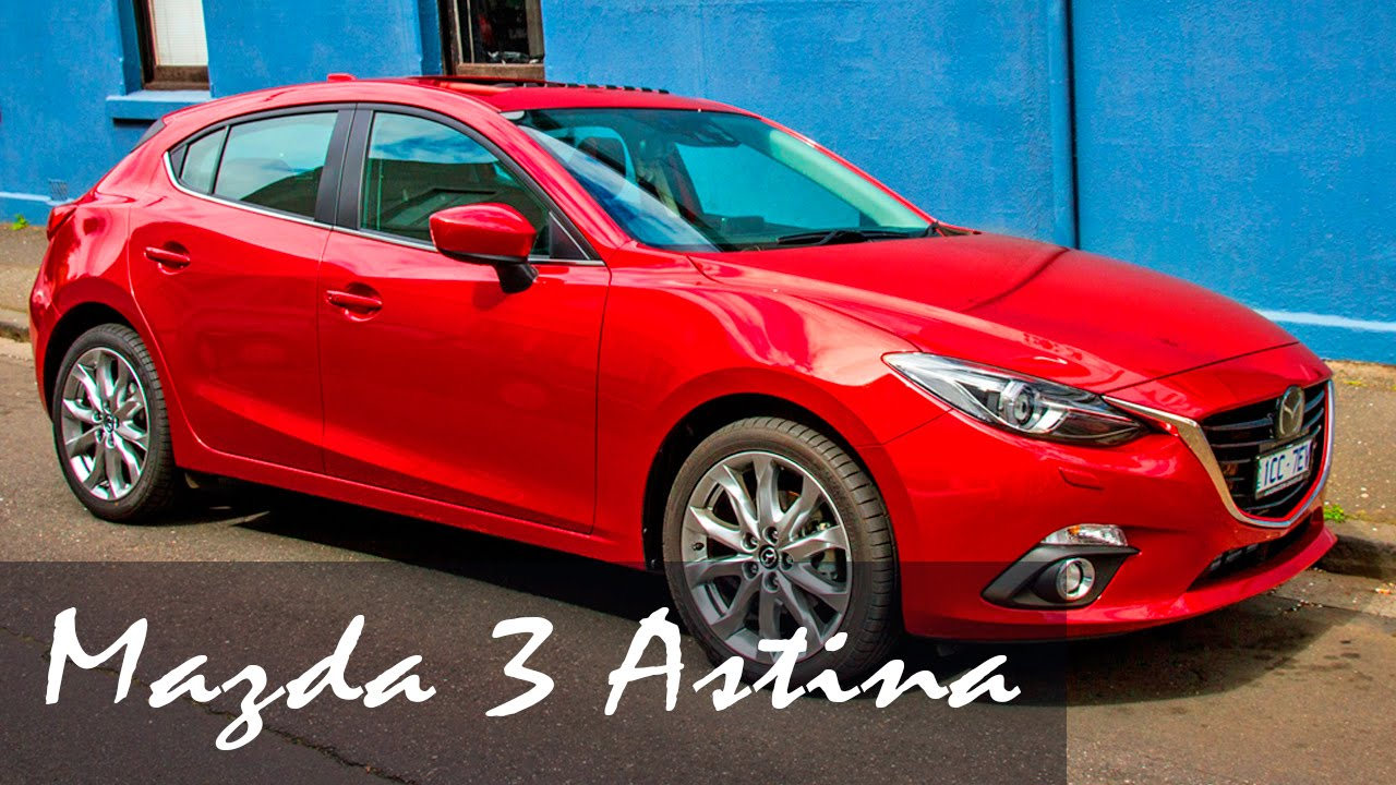 Mazda sp25 astina review