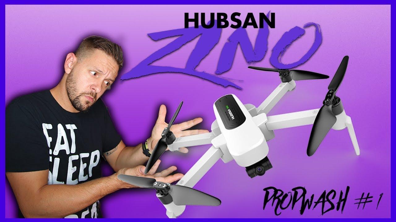 Hubsan Zino drone   HBO shooting down drones   Propwash Pilot