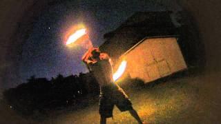 Fire Poi Dubstep