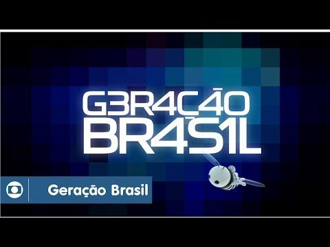 Abertura de Geração Brasil, novela das 7 da Globo
