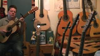anne byrne and paddy roche: -high germany- (old guitar cover)