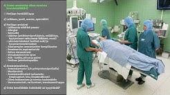 Leikkaustiimin tarkistuslista - ennen anestesian alkua