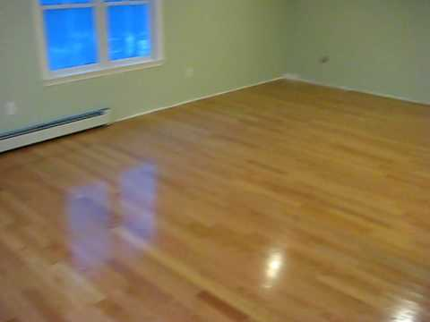 Second Floor Hardwood Youtube