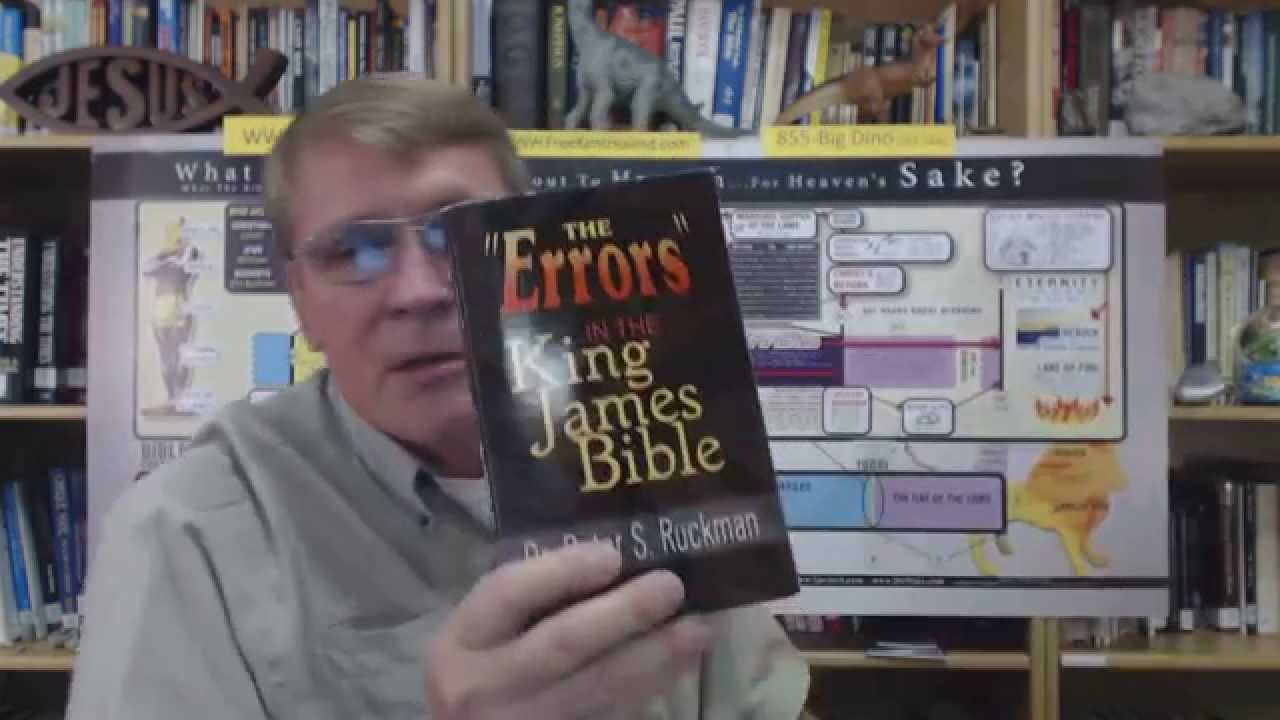 Why does Kent Hovind make so many mistakes?