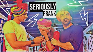 Seriously Prank | Rimorav Vlogs