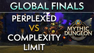 Round One | Perplexed vs Complexity Limit| MDI Global Finals Day 1