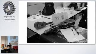 Skateboarding, Arduino visual programming & Shanghai Hackerspace - HackerspaceSG