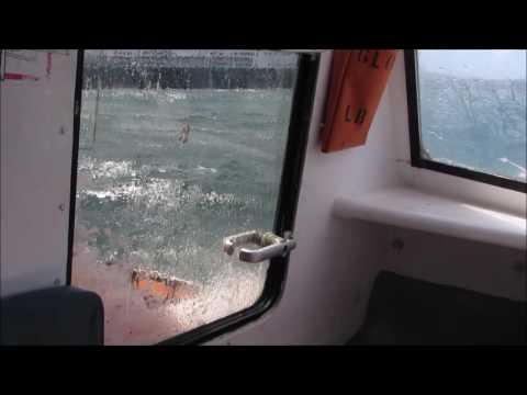 Choppy Port Stanley Tender, Falkland Islands