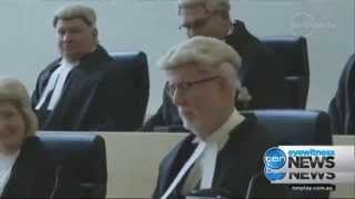 Chief Justice Tim Carmody called the judiciary 'snakes and scum'