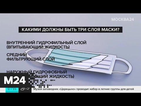 Москвичи массово скупают медицинские маски из-за вспышки коронавируса - Москва 24